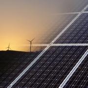太陽光発電と風力発電