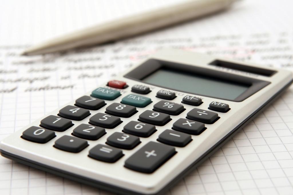補助金を計算する