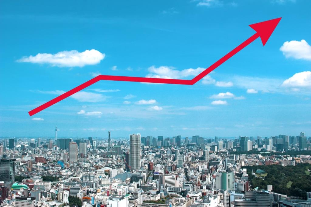 金利のグラフ
