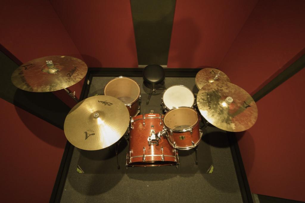 ドラム室・防音室