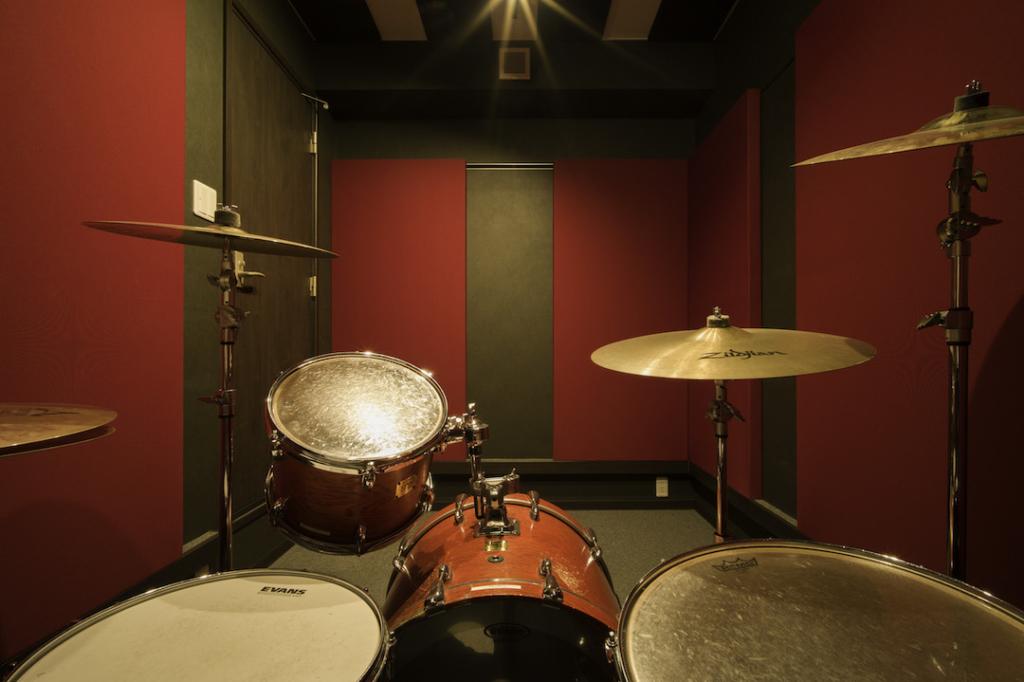 防音室 ドラム