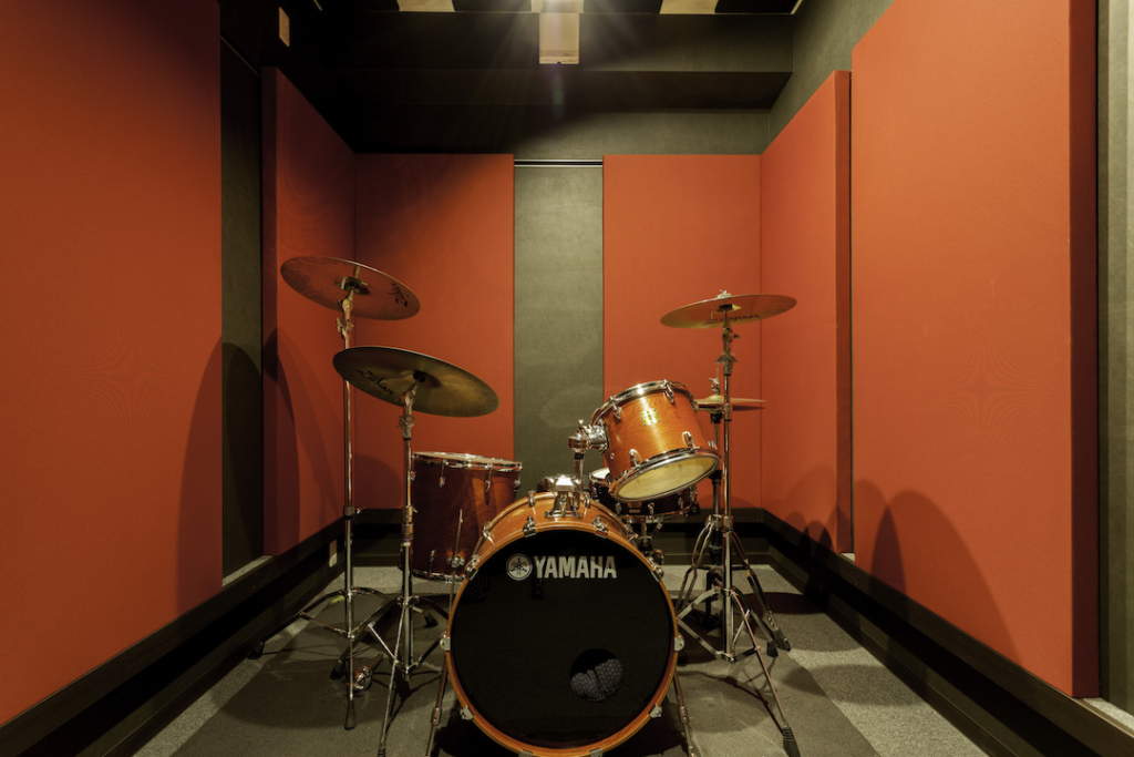 ドラム 防音室
