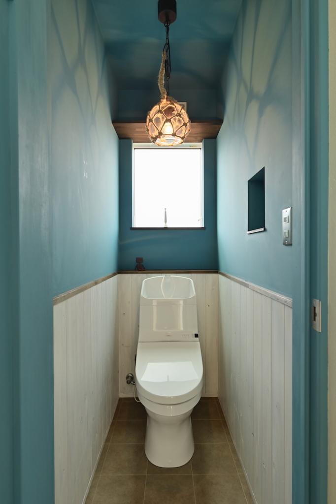 トイレ マリンランプ