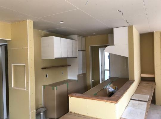 キッチン設置