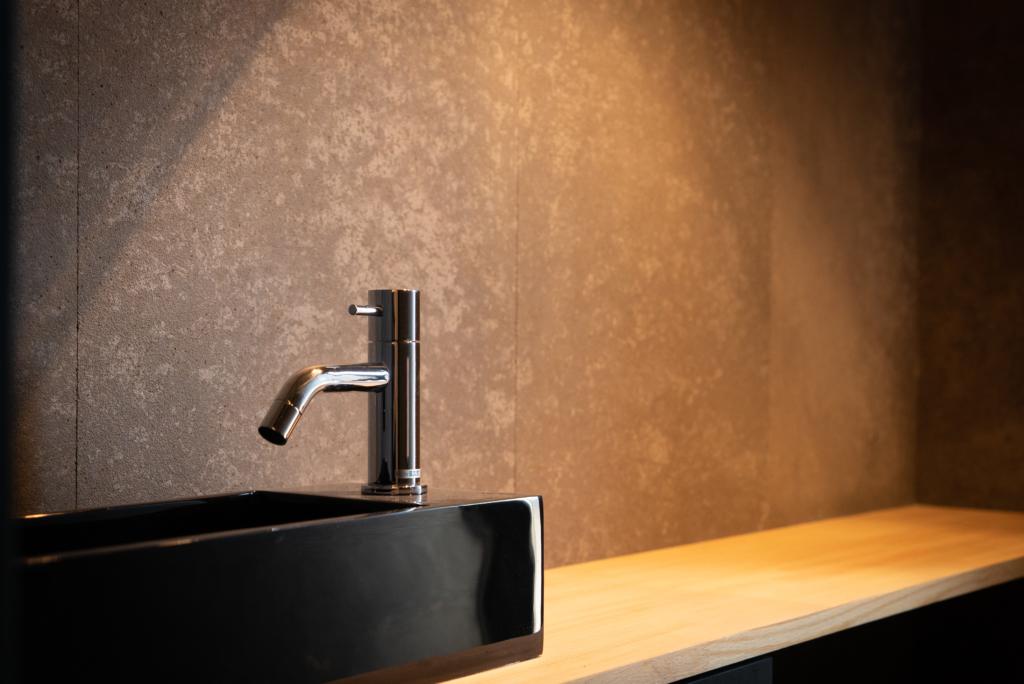 トイレ 手洗い 造作 SOLIDO