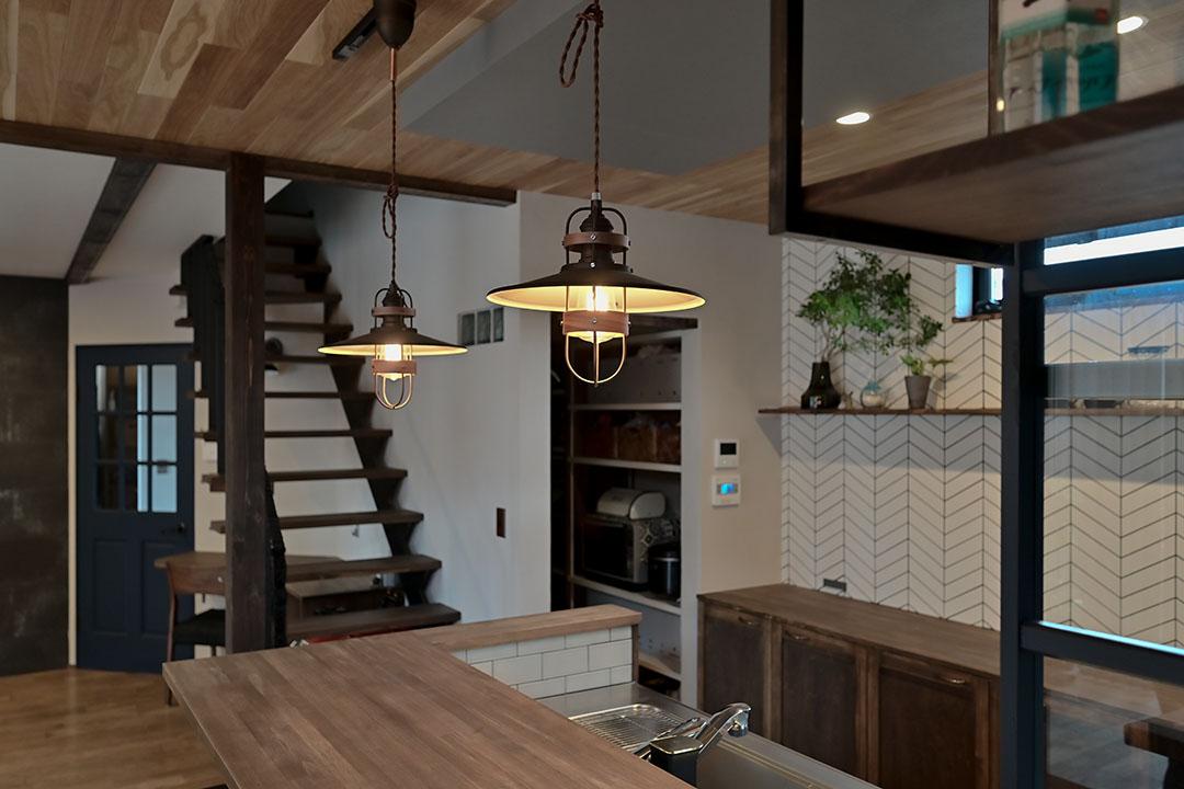 キッチン ペンダント 照明